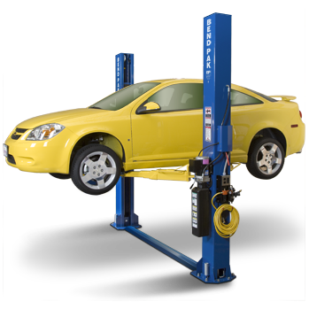 2 Post Car Lift Repair