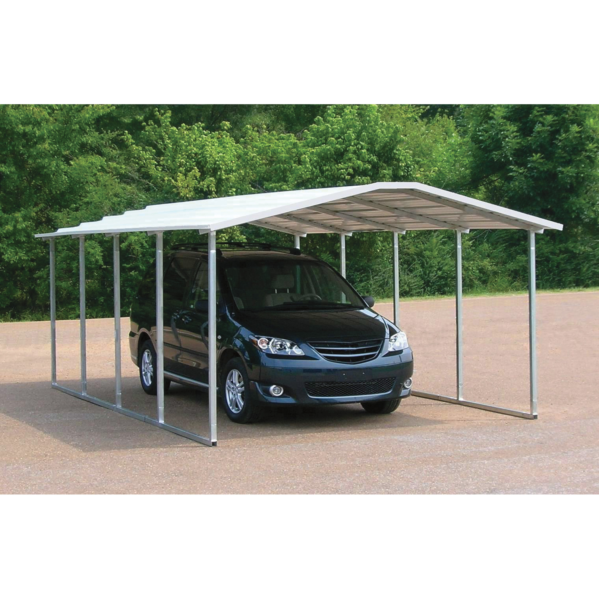 Steel Carport Repair